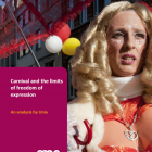 Carnival and the limits of freedom of expression