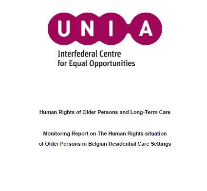 Human Rights of Older Persons and Long-Term Care (2016)